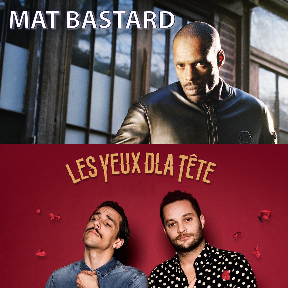 Mat Bastard, Les yeux d'la tête